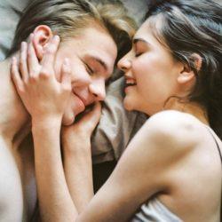 Любовные сигналы языка тела