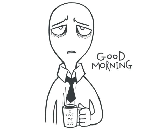 Почему я просыпаюсь в стрессе?